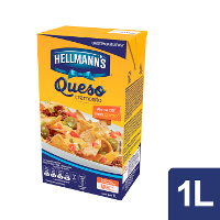Hellmann's® Queso Cheddar 1 L