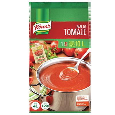 Base de Tomate Deshidratado Knorr® Bolsa de 500 g