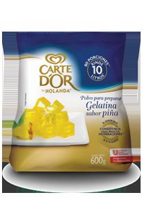 Carte D'Or® Gelatina de Piña 600 g