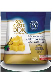 Carte D'Or® Gelatina de Vainilla 600 g