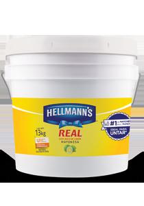 Hellmann's® Mayonesa Real 13 Kg