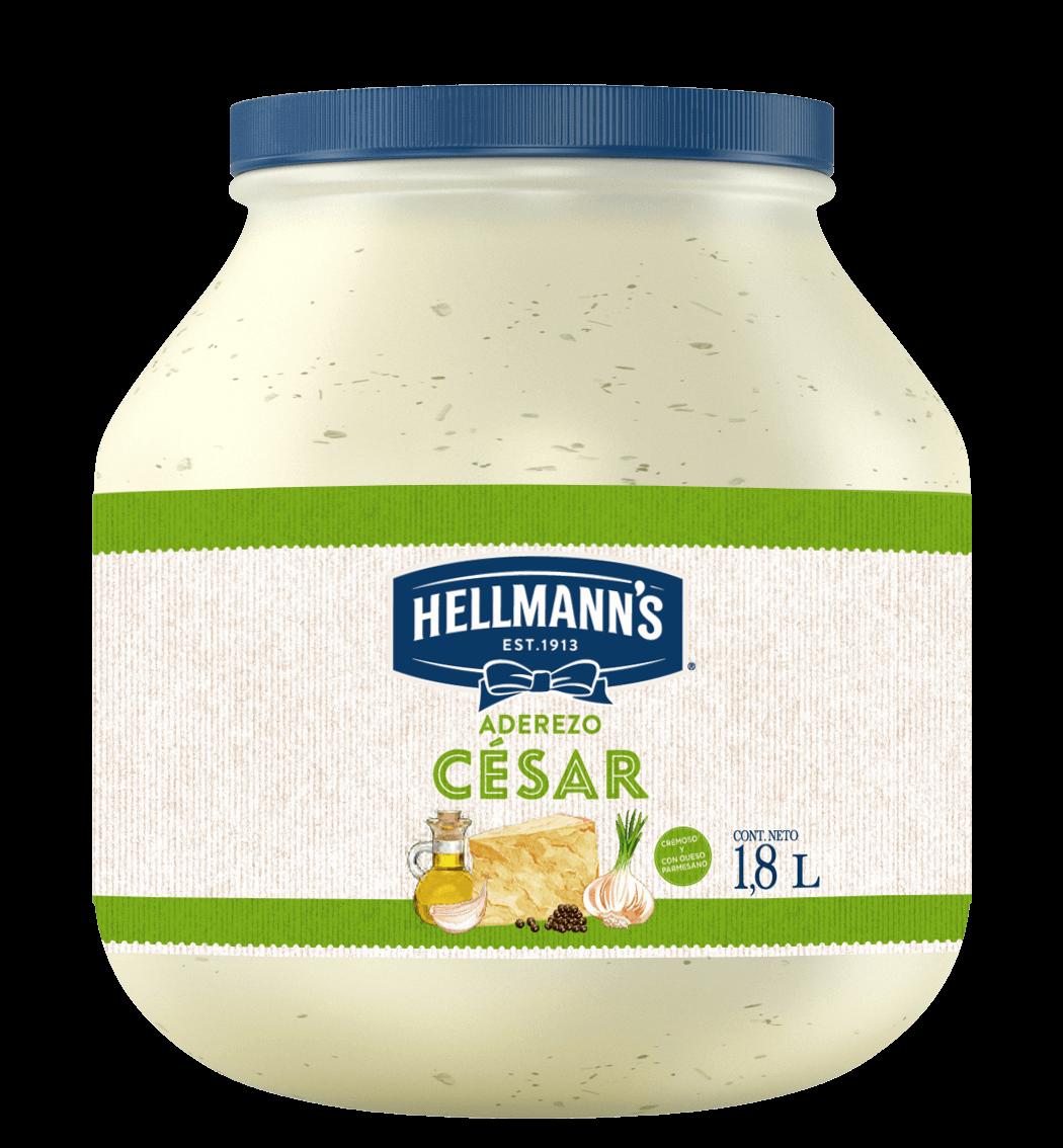 Hellmann's® Aderezo Cesar 1.8 L
