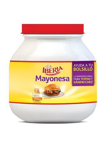 Iberia® Mayonesa 1.9 L