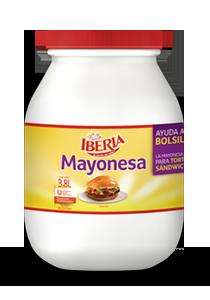 Iberia® Mayonesa 3.8 L