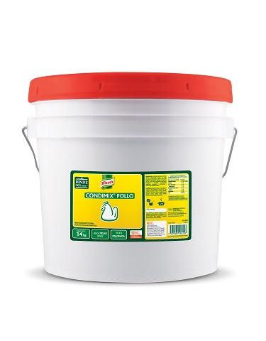 Knorr® Condimix Pollo 14 Kg Cubeta