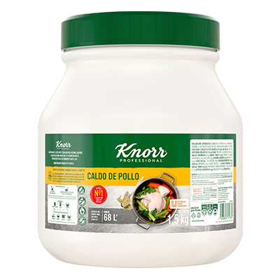 Knorr® Professional Caldo de Pollo 1.85 Kg
