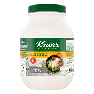 Knorr® Professional Caldo de Pollo 3.5 Kg