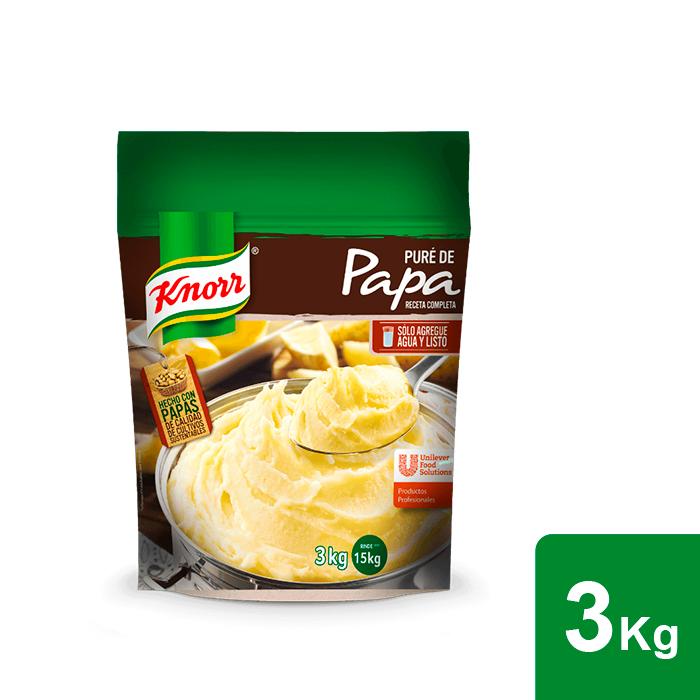 Knorr® Puré de Papa 3kg
