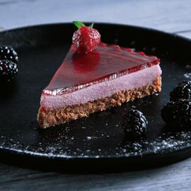 Cheesecake Frío al Jerez