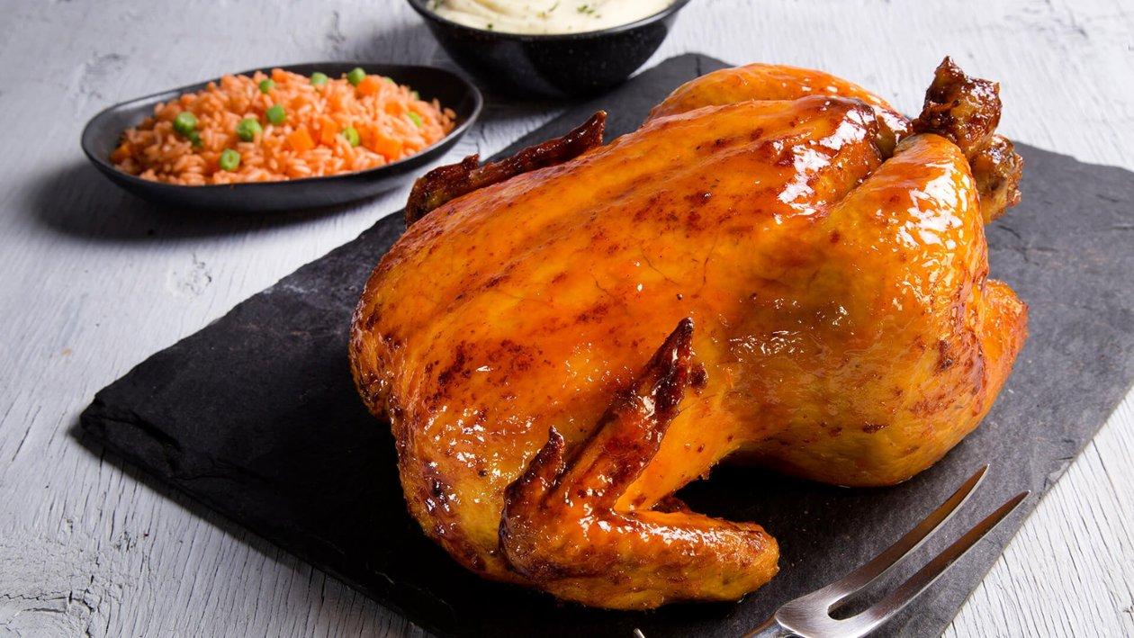 Pollo Rostizado