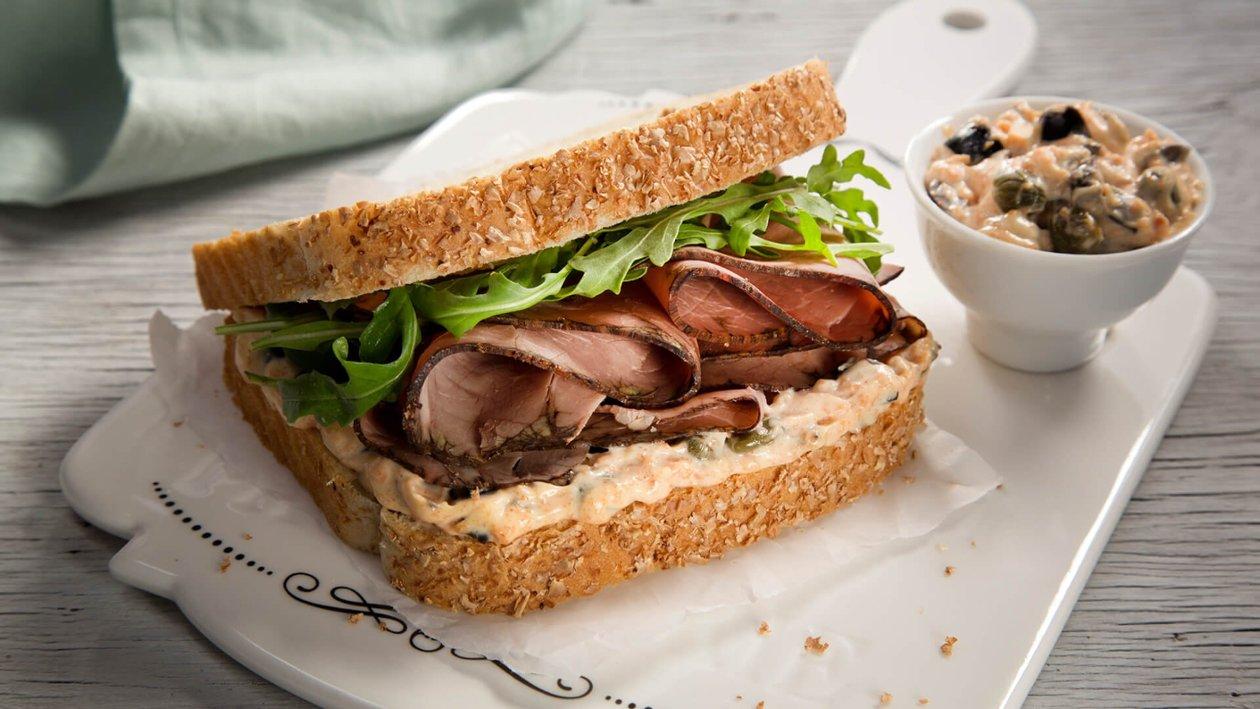Sandwich de Roastbeef