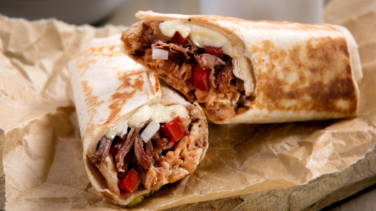 Wrap-Burrita