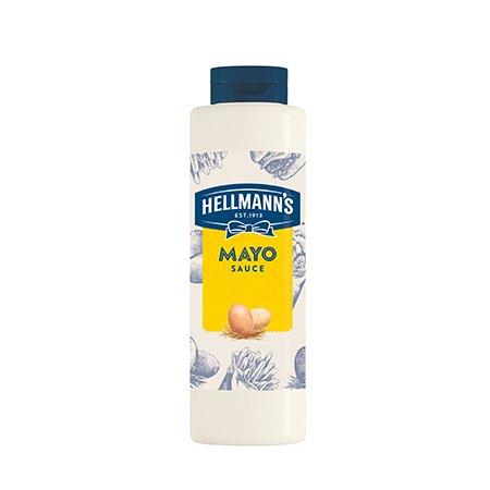 Hellmann's Majoneesikaste 820 g -