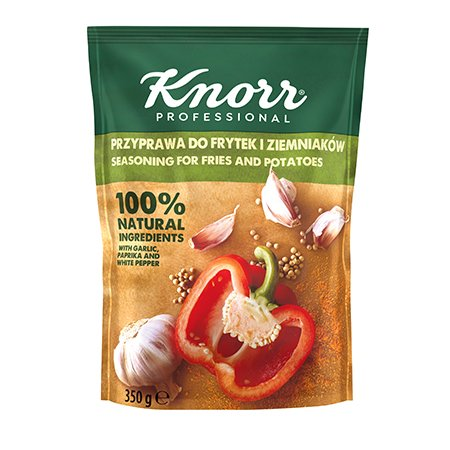 Knorr 100% Natural friikartuli maitseaine 350g -
