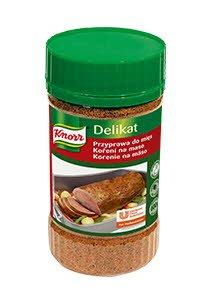Knorr Delikat Maitseained Lihale 0,6 kg -