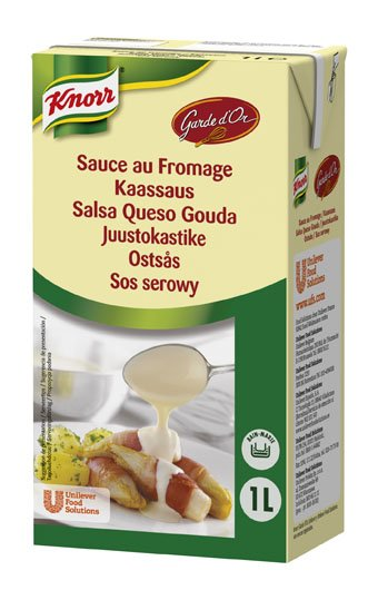 Knorr Garde d'Or Juustukaste 1 L