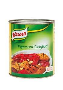 Knorr Grillitud paprikad 0,75 kg -