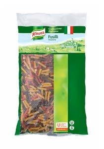 """Knorr Pasta """"Fusilli"""" tricolore 3 kg -"""