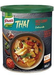 Knorr Punane karripasta 850 g -