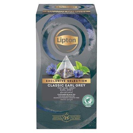 Lipton Maitsestatud must tee rukkilille ja saialille kroonlehtedega -