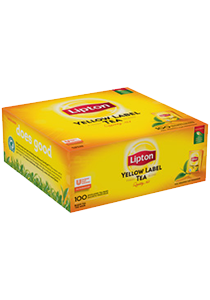 Lipton Yellow Label Must tee 100