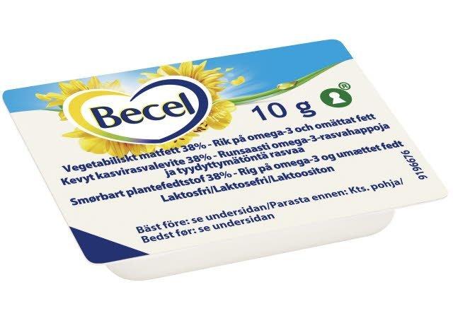 Becel Annos, kasvirasvalevite 38 %, 10 g