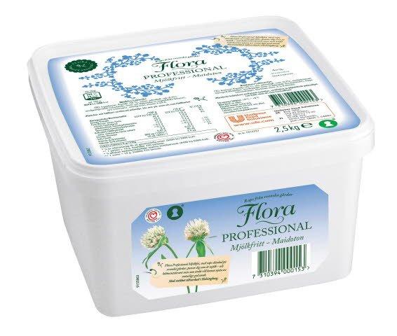 Flora Professional laktoositon margariini 60, 2,5 kg