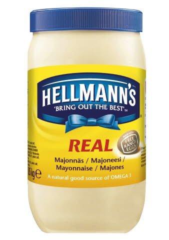 Hellmann's Real Majoneesi 2 L 1,85 kg