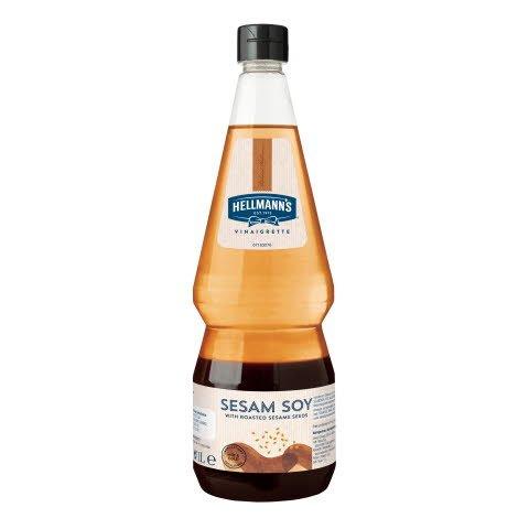 Hellmann's Seesami-soijavinegretti 1 L