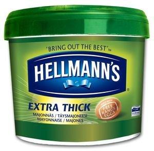 Hellmann's Täysmajoneesi 5 kg