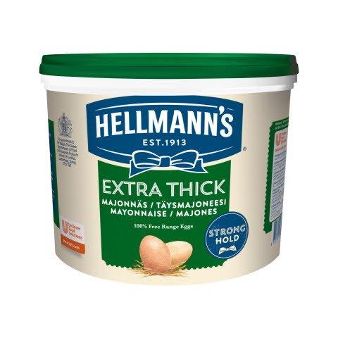 Hellmann's Täysmajoneesi 5 kg -