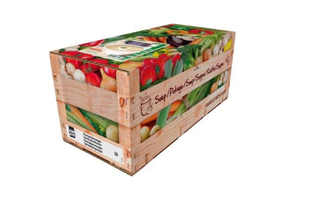 KNORR 100% Soup Herkkusienikeitto 4 x 2,5 KG
