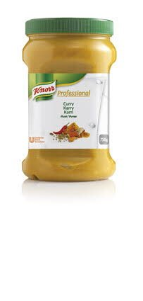 KNORR Curry Puré Professional 750g