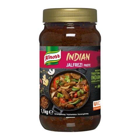 Knorr Jalfrezi tahna 4x1,1kg