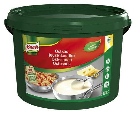 KNORR Juustokastike 3,4 kg/ 22 L