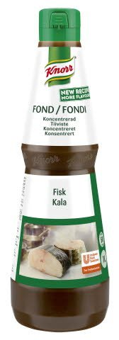 Knorr Kalafondi, tiiviste 1 L/50 L