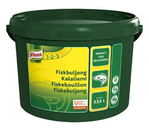 KNORR Kalaliemi 5kg/333L