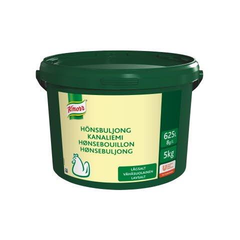 Knorr Kanaliemi vähäsuolainen 5 kg/ 625 L