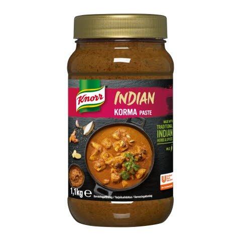 Knorr Korma tahna 4x1,1kg