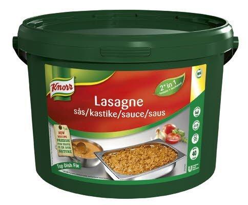 KNORR Lasagnekastike 3,6 kg / 40 L
