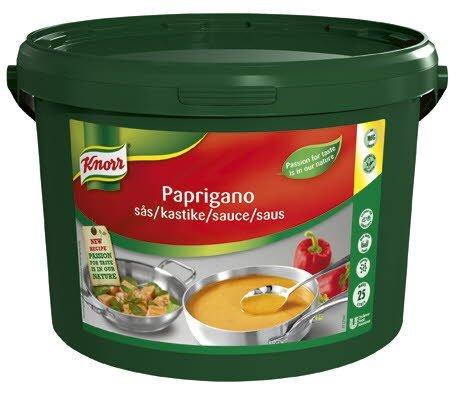KNORR Papriganokastike 3 kg / 25 L