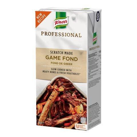 Knorr Professional Fond Riista 1L
