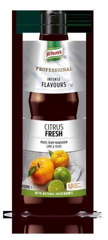 Knorr Professional Intense Flavours Citrus Fresh 6 x 400 ml