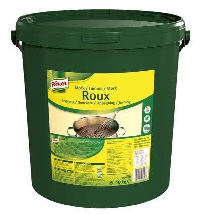 KNORR Roux Tumma suuruste 10 kg x 1