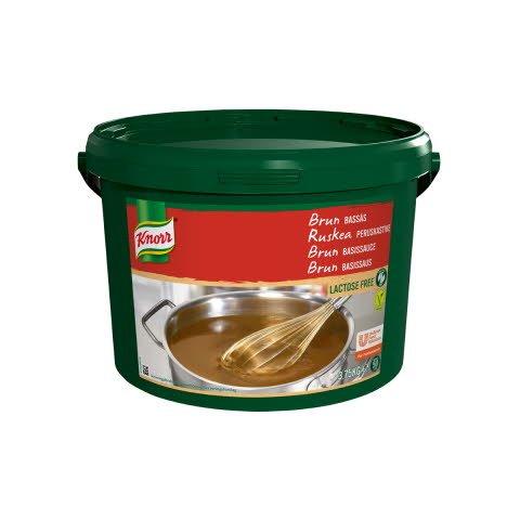 Knorr Ruskea Peruskastike 3,75kg/50L