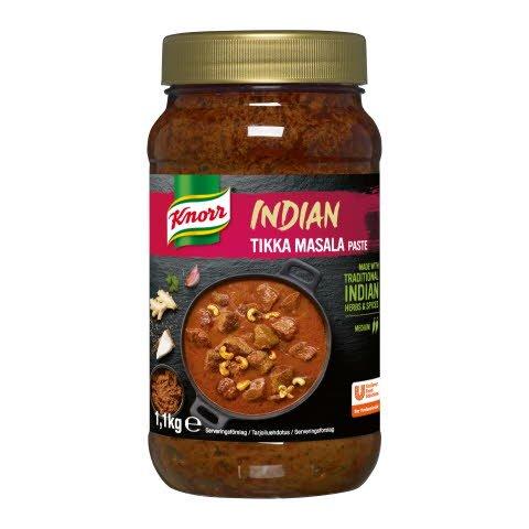 Knorr Tikka Masala tahna 4 x 1,1 kg -