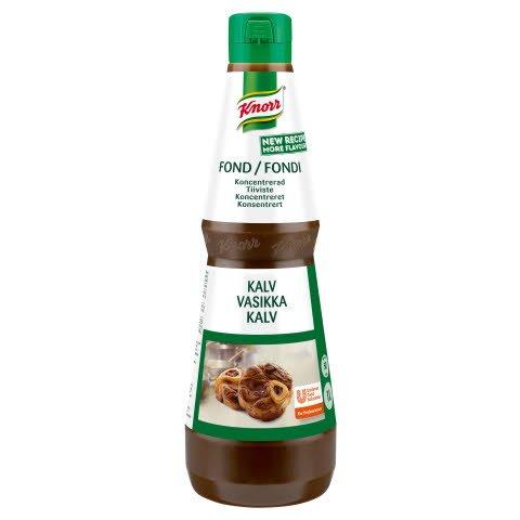 Knorr Vasikkafondi, tiiviste 1 L/50 L