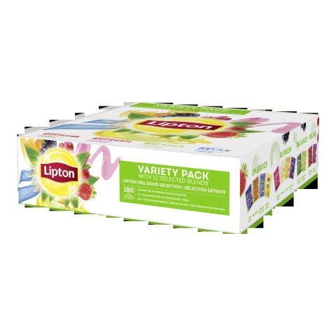 Lipton HoReCa Kahvilapakkaus 12 x 15 pss -