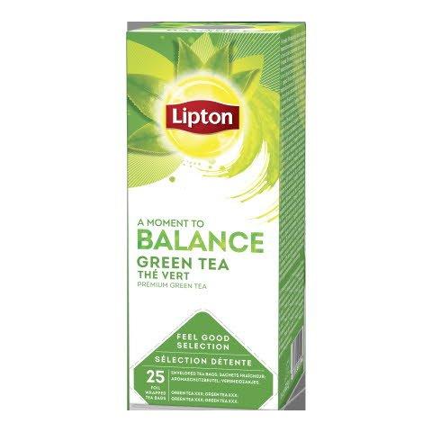 Lipton HoReCa Vihreä Tee 6 x 25 pss -