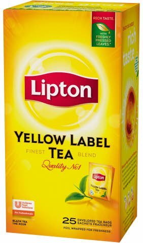 Lipton HoReCa Yellow Label 6 x 25 pss